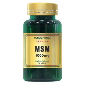 MSM 1000mg, Cosmo Pharm, 30 tablete