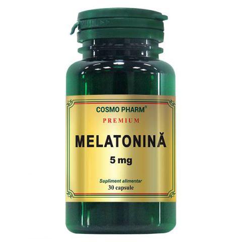 Melatonina 5 mg, Cosmo Pharm, 30 Capsule
