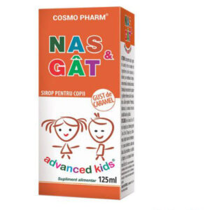 Nas & Gat Sirop, Cosmo Pharm, 125 ml