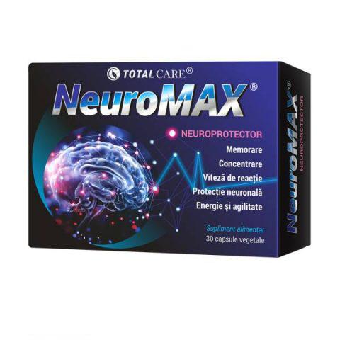 Neuromax®, Cosmo Pharm, 30 capsule vegetale
