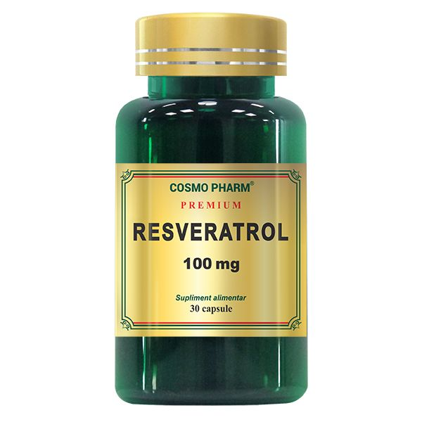 Resveratrol, Cosmo Pharm, 30 capsule