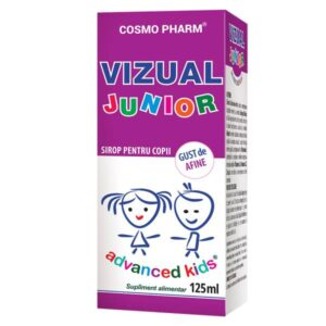 Vizual Junior Sirop, Cosmo Pharm, 125 ml