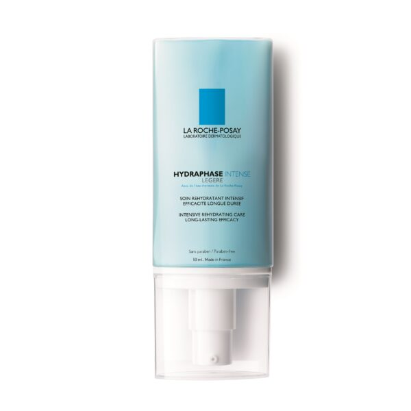 Crema intens rehidratanta pentru ten normal-mixt Hydraphase Intense Legere, La Roche-Posay, 50ml