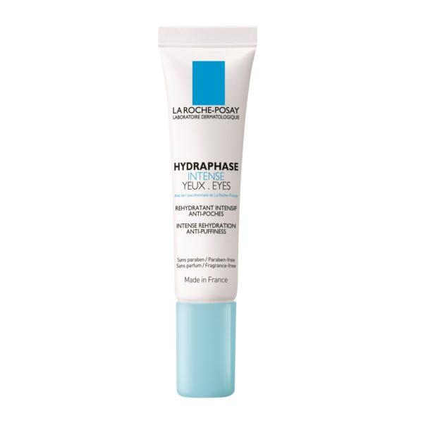 Crema hidratanta pentru conturul ochilor Hydraphase Intense, La Roche-Posay, 15 ml