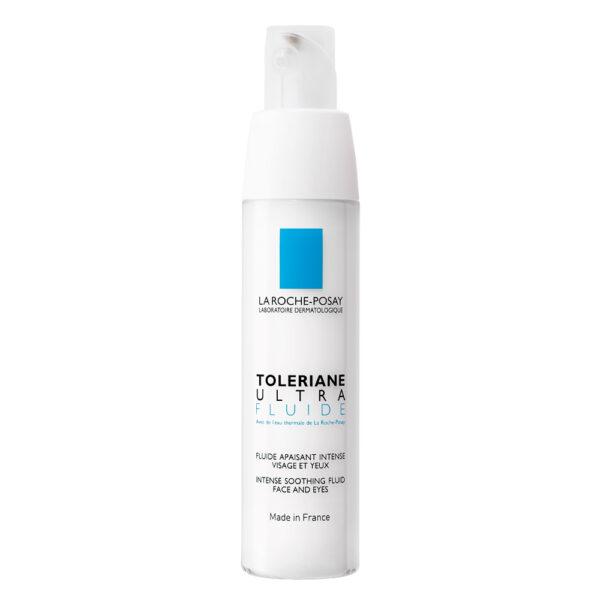Fluid intens calmant pentru piele intoleranta mixta si grasa Toleriane Ultra, La Roche-Posay, 40 ml
