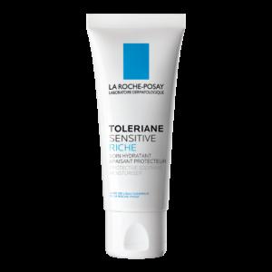 Crema hidratanta prebiotica pentru ten sensibil si uscat Toleriane Sen...