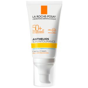 Crema de protectie solara pentru piele intoleranta la soare SPF 50+, A...
