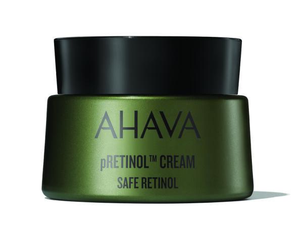 Crema de fata cu retinol, Ahava, 50 ml