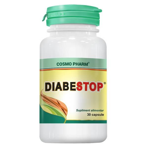 Diabestop, Cosmo Pharm, 30 capsule