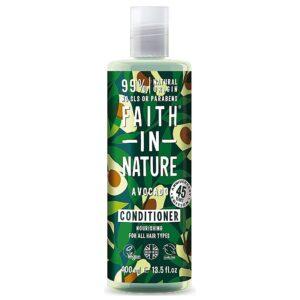 Balsam natural hidratant cu Avocado, pentru toate tipurile de par, Fai...
