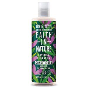Balsam natural nutritiv cu Lavanda si muscata pentru par normal si usc...