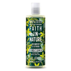 Balsam natural detoxifiant cu alge marine si citrice pentru toate tipu...