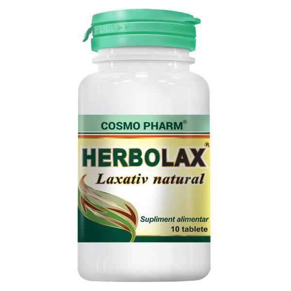 Herbolax, Cosmo Pharm, 10 tablete