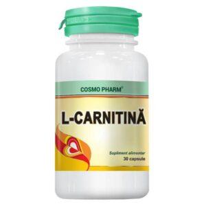 L-Carnitina, Cosmo Pharm, 30 capsule