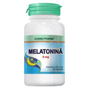 Melatonina 3 Mg, Cosmo Pharm, 10 capsule