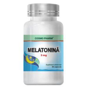 Melatonina 3 Mg, Cosmo Pharm, 30 capsule