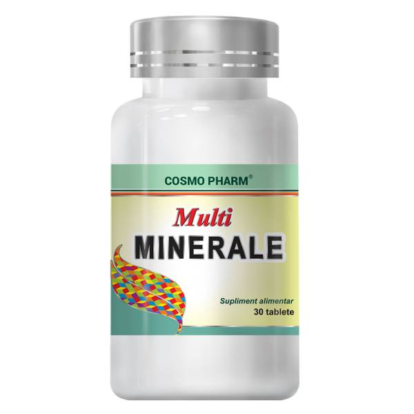 Multiminerale, Cosmo Pharm, 30 capsule