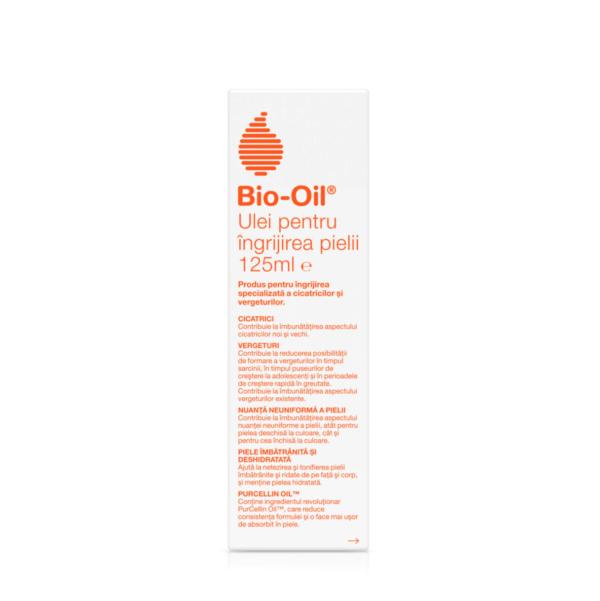 Ulei pentru ingrijirea pielii, Bio-Oil, 125ml