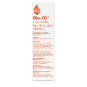 Ulei pentru ingrijirea pielii, Bio-Oil, 200ml