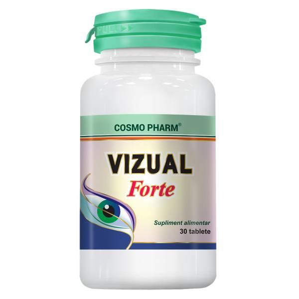 Vizual Forte, Cosmo Pharm, 30 tablete