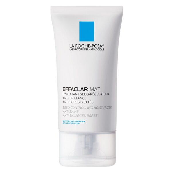 Crema sebo-reglatoare hidratanta si matifianta Effaclar Mat, La Roche-Posay, 40ml