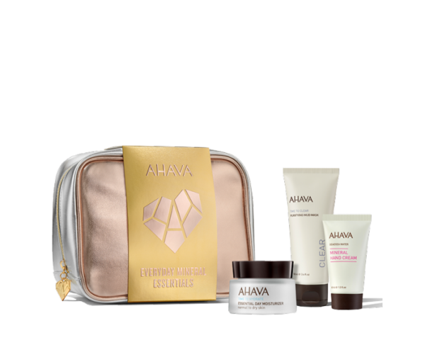 Set cadou Everyday Mineral Essentials, Ahava