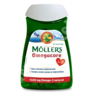 Omegacore, Moller's,  60 capsule moi