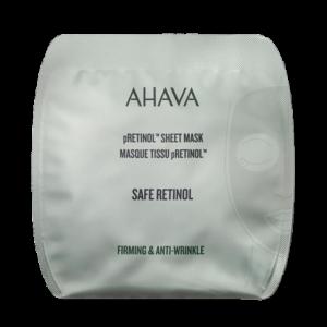 Masca cu retinol anti-aging, Safe pRetinol, Ahava, 15ml, 1 buc