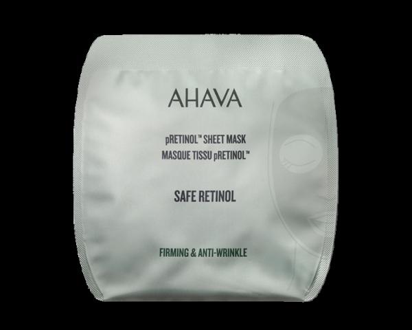 Masca cu retinol anti-aging, Ahava, 15ml, 1 buc