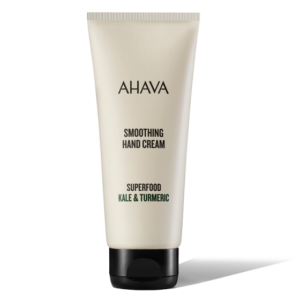 Crema de maini kale&turmeric, Deadsea Plants, Ahava, 100ml