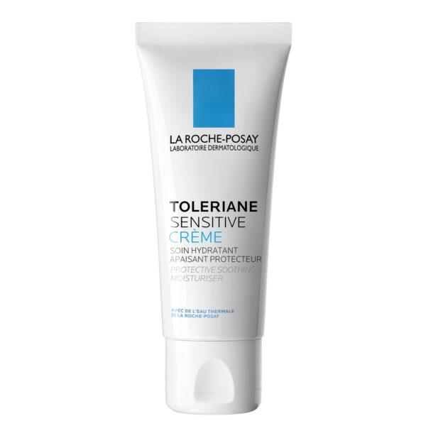 Crema hidratanta prebiotica pentru ten sensibil Toleriane Sensitive, La Roche-Posay, 40 ml