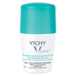 Deodorant roll-on antiperspirant cu parfum 48h, Vichy, 50 ml