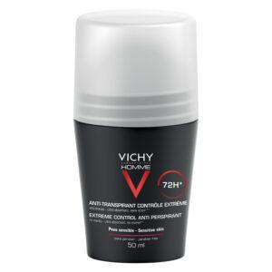 Deodorant roll-on antiperspirant control extrem pentru barbati 72h Vic...