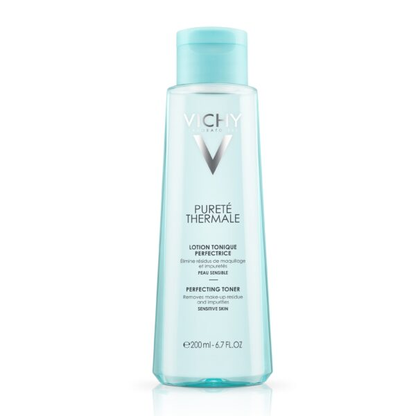Lotiune tonica pentru ten normal-mixt Purete Thermale, Vichy, 200 ml