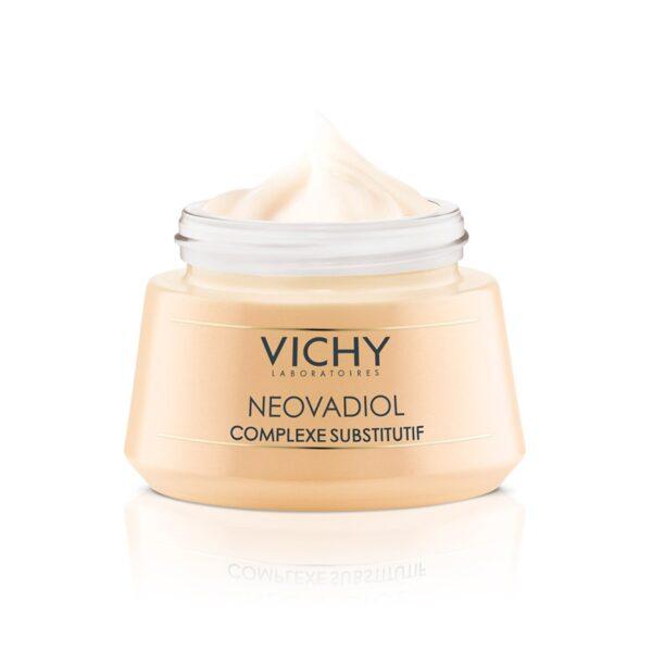 Crema reactivatoare pentru tenul matur, normal-mixt Neovadiol Complex Substitutiv, Vichy, 50 ml