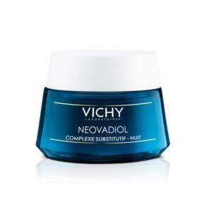 Crema de noapte pentru tenul matur Neovadiol Complex Substitutiv, Vich...