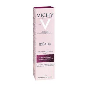 Serum cu efect de iluminare a tenului Idealia, Vichy, 30 ml