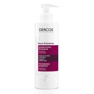 Sampon pentru parul subtire si slabit cu efect de densificare Dercos D...