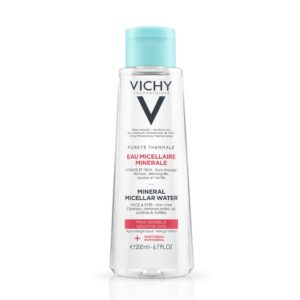 Apa micelara pentru piele sensibila Puerte Thermale, Vichy, 200 ml