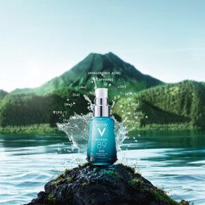 Gel pentru conturul ochilor Mineral 89, Vichy, 15 ml