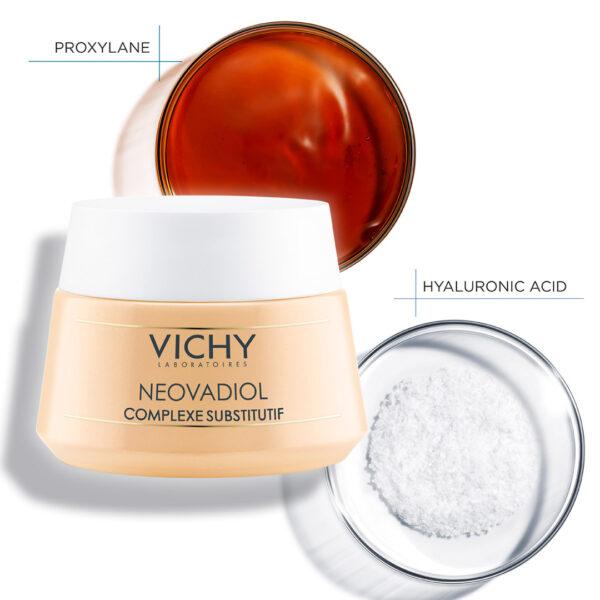 Crema reactivatoare pentru tenul matur si uscat Neovadiol Complex Substitutiv, Vichy, 50 ml