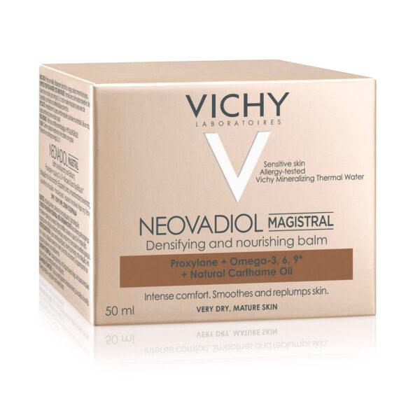 Balsam nutritiv cu efect densificator de reproportionare Neovadiol Magistral, Vichy, 50 ml