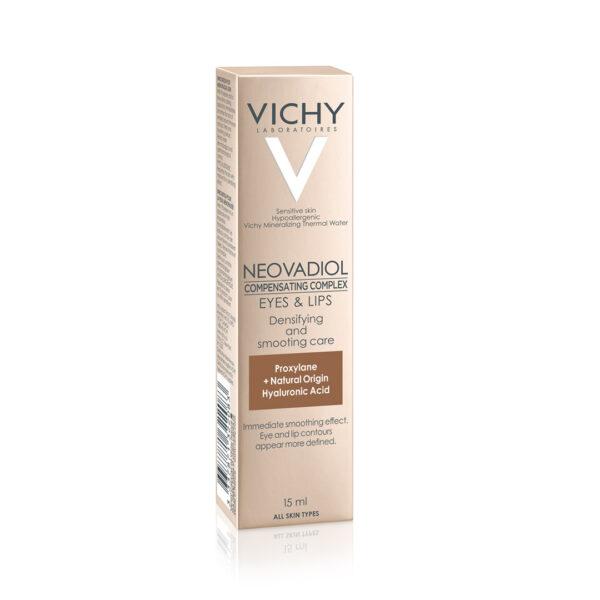 Crema contur ochi si buze Neovadiol GF, Vichy, 15 ml