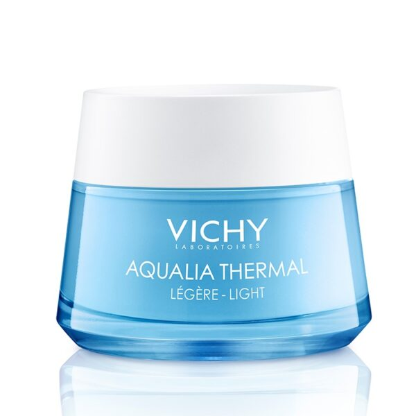 Crema hidratanta pentru pentru ten normal Aqualia Thermal Light, Vichy, 50 ml