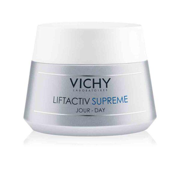 Crema antirid si fermitate pentru ten normal-mixt Liftactiv Supreme, Vichy, 50 ml