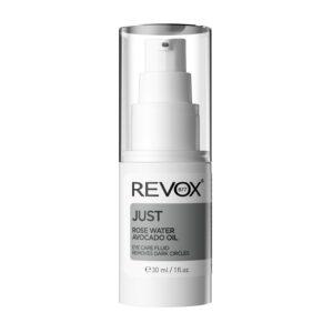 Serum pentru zona ochilor JUST Rose Water Avocado Oil Eye Care Fluid, ...