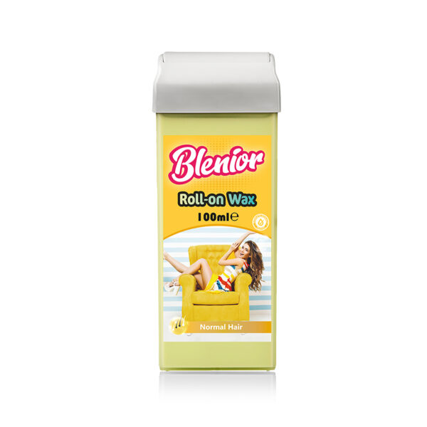 Ceara Epilatoare Roll-On de Unica Folosinta- par normal, Blenior, 100 ml