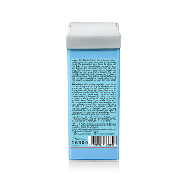 Ceara Epilatoare Roll-On de Unica Folosinta - fir gros, Blenior, 100 ml