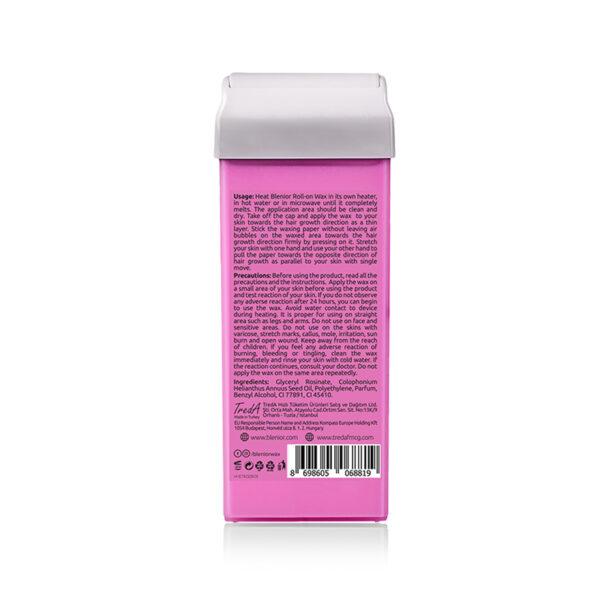 Ceara Epilatoare Roll-On de Unica Folosinta- piele sensibila, Blenior, 100 ml