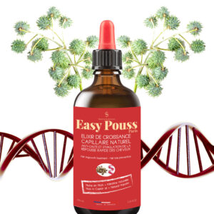 Elixir regenerant impotriva caderii parului, cu ricin si cheratina, pa...
